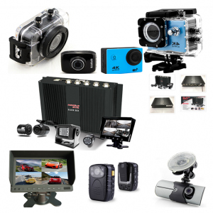 araç kamerası - mobil dvr